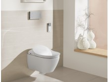 Vi-Clean duschtoalett. Villeroy & Boch