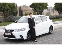 Chika Kako, chefskonstruktör Lexus CT200h