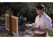 Alex Rich som den unge  Picasso i Genius: Picasso premiär på National Geographic den 25/4 kl 21.00