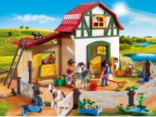 Willkommen auf dem PLAYMOBIL-Ponyhof!