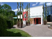Utställningspaviljongen på Astrid Lindgrens Näs