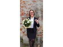 Ærøsk receptionist elev får sølvmedalje