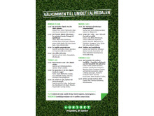 Unibets program i Almedalen