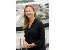 Ragnhild Hauge, ansvarig för affärsutveckling för Sopra Steria i Skandinavien.