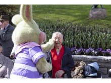 Kanina och 98-åriga Maj-Britt