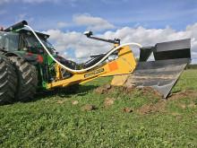 Soil-Max ZD1600 dikningsplog utrustad med gps-system från AG Leader.