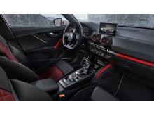 Audi SQ2 (gletscherhvid) interiør