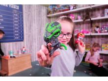 Dream Toys 2018 - Event Shots - Fingerlings Untamed Jailbreak T-Rex 4