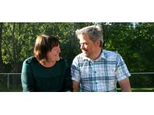 Kari og Gunnar Gjørlihagen