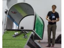 Multikopter-SM 2015: Precisionsflygning