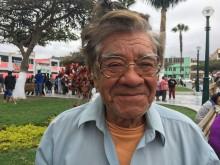 Segundo, Optiker utan gränser i Peru 2017.