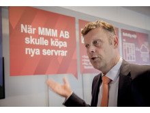 Sveriges första Hybrid IT-center invigt