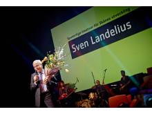 Sven Landelius prisad för insatser för Skåne. Foto: Peter Brinch