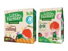 Little Farmer, ekologisk gröt och välling