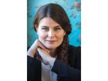Författarporträtt; Josefine Arenius