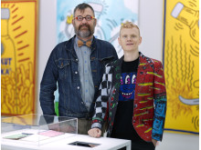 POWERFUL BABIES – Keith Harings inflytande på konstnärer idag.