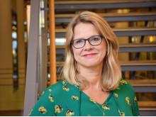 Pressmeddelande Marie Matérne porträtt, Region Örebro län 2018