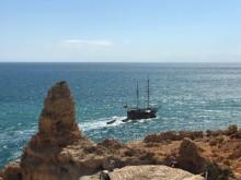 Båtutflykt Algarve