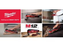 M12 Multiverktyg - C12 MT