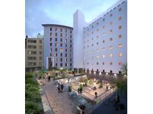 Kungsleden och Nobis skapar ett nytt designhotell