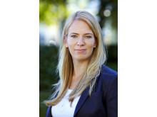 Elinor Sjögren, marknadschef på Visma Collectors