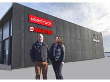 Söderberg & Haak och Scantruck flyttar ihop