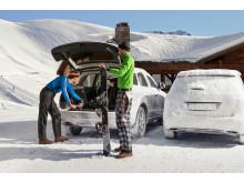 Eberspächer parkeringsvärmare ger behaglig komfort under vintern