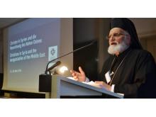 Patriarch Gregorius III. Laham betonte die unverzichtbare Rolle der Christen für eine friedliche Zukunft Syriens