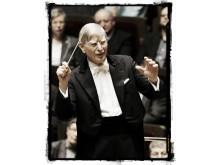 Herbert Blomstedt, dirigent.