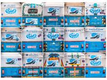 """Äthiopien-Kampagne """"I love washing hands"""" mit Künstlerkollektiv Colours of Buntwäsche"""