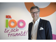 Fredrik Hägglund, vd, ICA-handlarnas Förbund