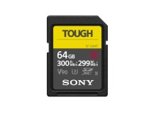 SF-G series TOUGH specification UHS-II SD card 64GB