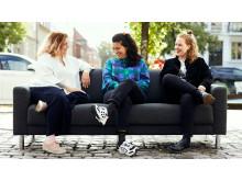 De sjove kvinder - Ane Høgsberg, Sofie Flykt og Molly Thornhill