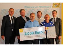 Preisverleihung Bürgerenergiepreis Niederbayern 2017_SV Hofkirchen