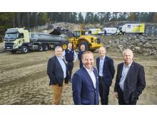 Volvo med återförsäljare kraftsamlar i Förbifart Stockholm - ledningen för satsningen