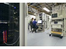Das geheime Gehirn des Kabelnetzes: Der Serverraum von primacom
