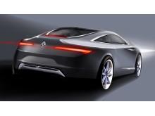 Koncept- Renault Laguna GT
