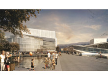 Новая публичная библиотека Дэйхмана