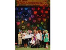 Engagierte Spendenaktion in Chemnitz: mediCampus unterstützt das Kinderhospiz