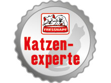 Logo Fressnapf Katzenexperte