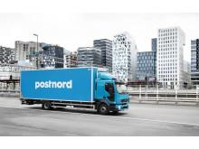 PostNord truck
