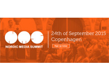 Nordic Media Summit 2015