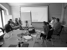 Schüco Premium Partner samling på Preikestolen Fjellstue