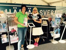 Skövde och Falköping marknadsförde sig i Ålborg