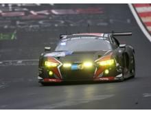 24h-Nürburgring Audi R8 LMS 2 Belgian Audi Club Team WRT Edward Sandström