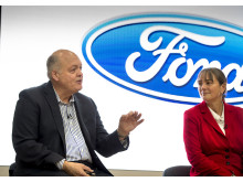 02 Ford Smart Mobility Office London - Jim Hackett & Sarah-Jane Williams