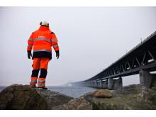 Dalkia fortsatt ansvarigt för underhållet av Öresundsbron