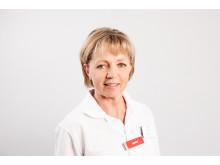 Eva Kumlien, överläkare i neurologi och expert på epilepsi och huvudvärk