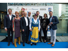 Scandic Hamburg Emporio - Midsommar 2019