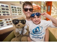 Vision Express and the Childhood Eye Cancer Trust announced as Charity Times Awards finalist
